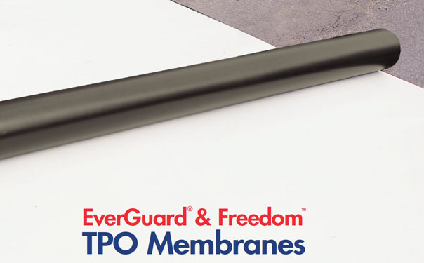 TPO Warehouse Roofing