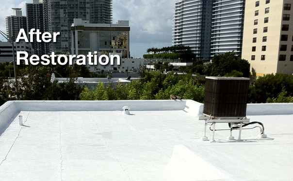 Miami Commerical Roof