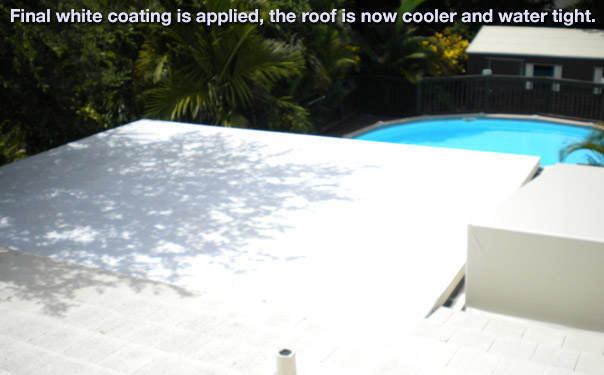 Cool Roofs Save Energy in the Florida Heat