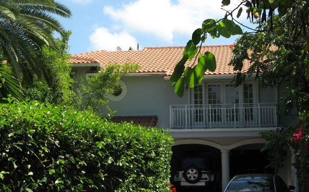 Miami Tile Roof