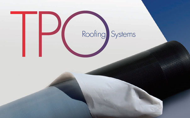 Energy Efficient Roof; TPO Warehouse Roofing ...